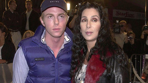 Cher And Son, Elijah Allman
