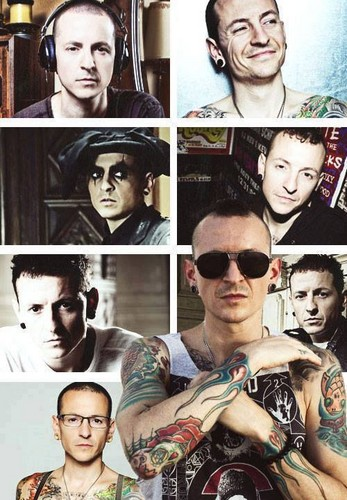 Chester Bennington 바탕화면 titled Chester