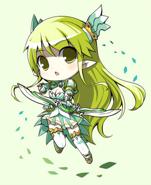 chibi Grand Archer