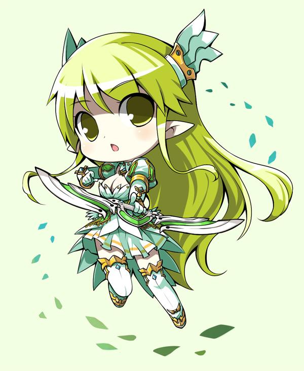 Chibi Grand Archer