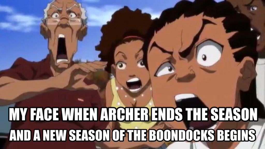 Boondocks Meme Riley