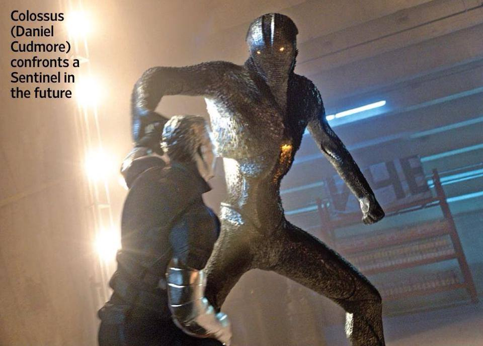 days of future past sentinels - photo #5