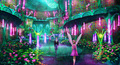 Concept Art of Mariposa and the Fairy Princess - barbie-movies photo