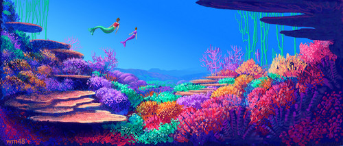 Barbie Movies Images Concept Art Of Mermaid Tale 2 Hd