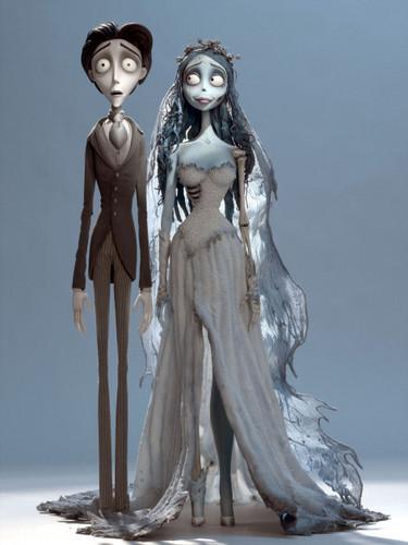 Tim Burton Corpse Bride