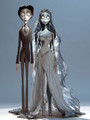Corpse Bride - tim-burton fan art