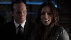 Coulson and Skye - End of the Beginning