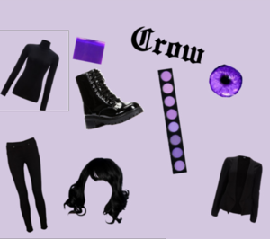 Crows Outfit