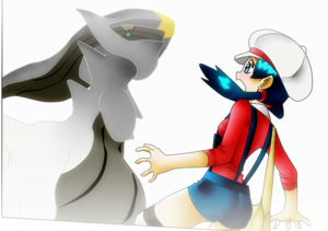 Crystal and Arceus