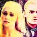Daenerys/Legolas - daenerys-targaryen icon
