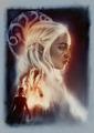 Daenerys Tagaryen - daenerys-targaryen fan art