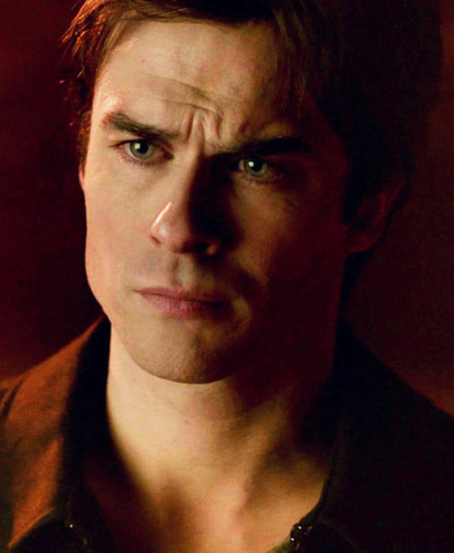 Damon Salvatore پیپر وال possibly containing a portrait titled Damon
