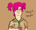 Dang it, Senpai...