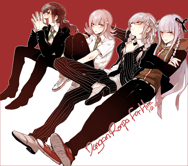 Dangan Ronpa x Super Dangan Ronpa 2