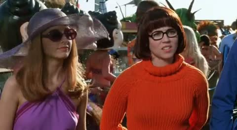 Scooby DooThe Movie images Daphne and Velma wallpaper and
