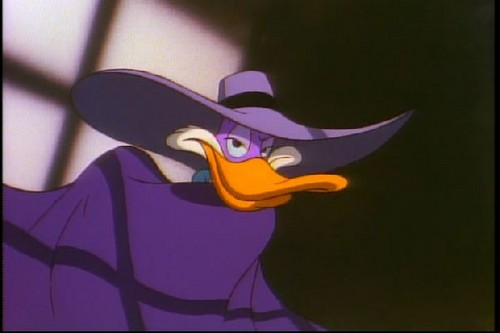 Memorable TV wallpaper possibly with anime called Darkwing bebek