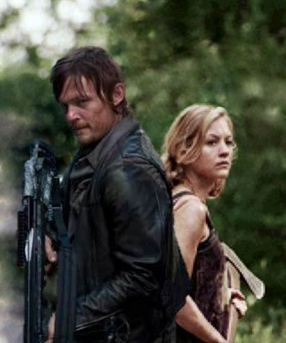 Daryl Dixon - daryl-and-beth Photo
