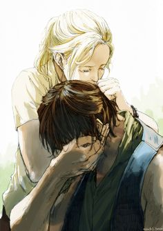 Daryl and Beth (Bethyl)