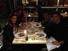 David and Bitsie having ужин w/Silas and Bree