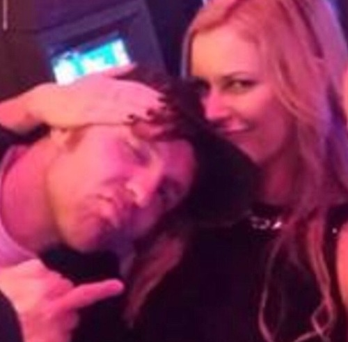 Dean ambrose and renee young wallpaper and background images in the