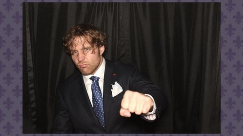 The Shield (WWE) wallpaper with a business suit and a suit entitled Dean Ambrose