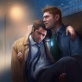 Dean and Castiel ✧ - dean-and-castiel fan art