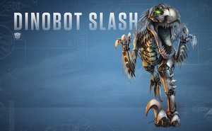 Dinobot スラッシュ