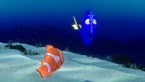 Disney•Pixar Screencaps - marlin & Dory