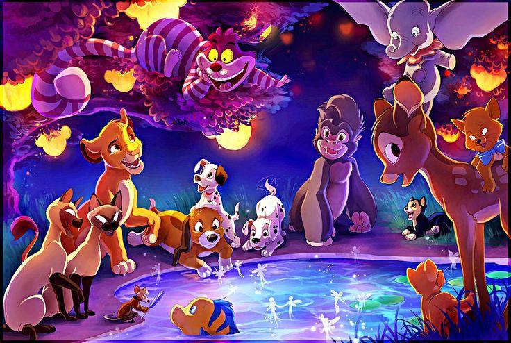 ডিজনি Pool Party