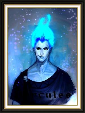 ডিজনি Villain, Hades