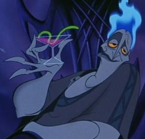 Disney Villain, Hades