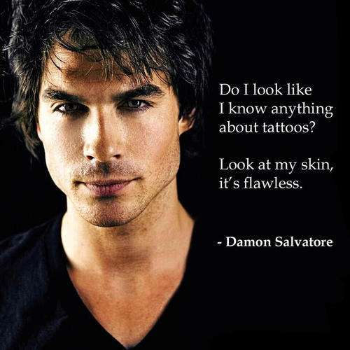 Quotes from damon salvatore quotesgram for Damon quotes