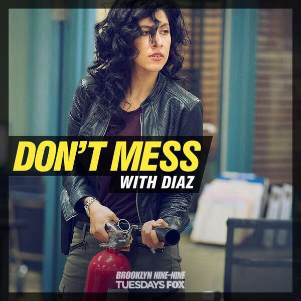 Don't Mess with Diaz