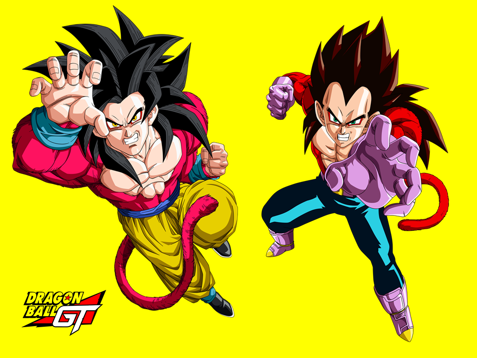 Dragonball gt fondo de pantalla dragonball gt foto - Dragon ball gt goku wallpaper ...