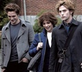 Edward Alice and Jasper  - the-cullens photo