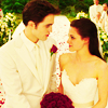 edward dan bella foto probably with a bridesmaid titled Edward ♥ Bella