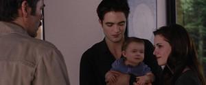 Edward Nessie and Bella