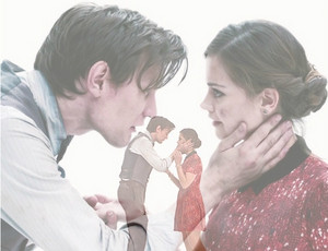 Eleven and Clara - Journey to the Centre of the TARDIS
