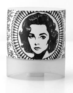 Elizabeth Taylor on elevenplus bluetooth speaker