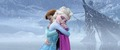 Elsa and Anna Hugging