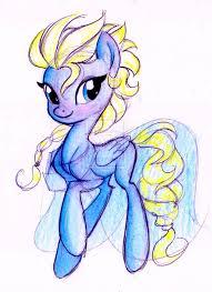 Elsa pony!!!!!
