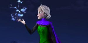 Elsa recoloured
