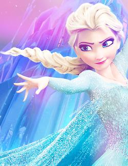 Elsa the Snow কুইন