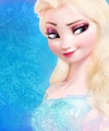 Elsa with loose hair - disney-princess photo