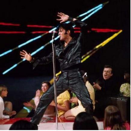 Elvis Presley hình nền called Elvis Presley '68 comeback special