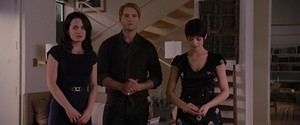 Esme with Carlisle and Alice