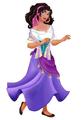 Walt Disney picha - Esmeralda