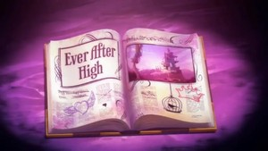 Ever After High Storybook