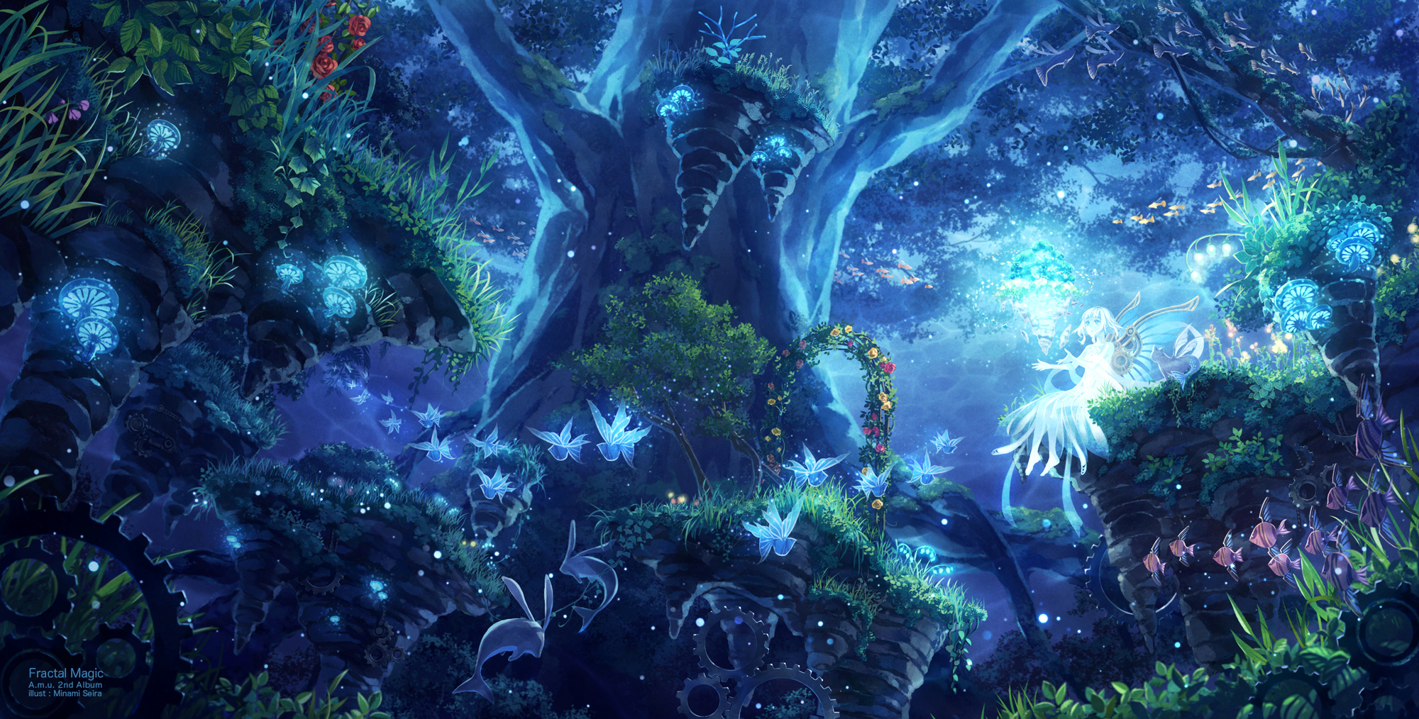 Fantasi Forest
