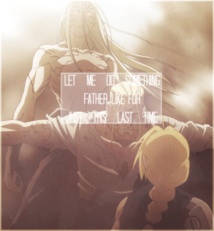 Father, Hohenheim and Edward